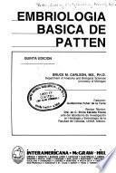 Embriología básica de Patten