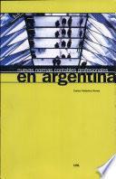 En Argentina,nuevas Normas Contables Profesionales