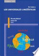En torno a los universales lingüísticos