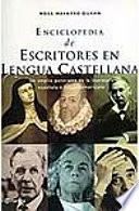 Enciclopedia de escritores en lengua castellana