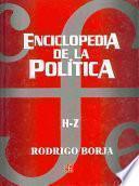 Enciclopedia De La Politica, H-z