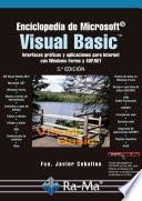 Enciclopedia de Microsoft Visual Basic. 3ª edición