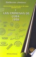 Enciclopedia económica de Cuba Republicana: Las empresas de Cuba, 1958