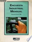 Encuesta industrial mensual