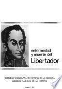 Enfermedad y muerte del Libertador