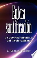 Entera Santificacion (Spanish