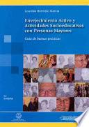 Envejecimiento activo y actividades socioeducativas con personas mayores