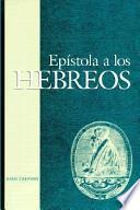 Epistola a Los Hebreos
