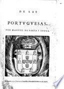 Epitome de las historias portuguesas, dividido en quatro partes: por Manuel De Faria Y Sousa. Adornado de los retratos de sus reyes con sus principales hazañas