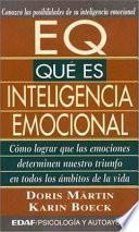 EQ. Qué es inteligencia emocional