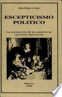 Escepticismo político