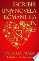Escribir una novela romántica en 1 mes