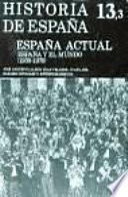 España actual