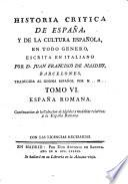 España Romana ; Continuacion de la Coleccion de lápidas y medallas relativas á la España Romana