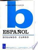 Español, segundo curso