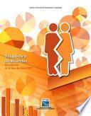 Estadística de divorcios. Descripción de la base de datos 2012