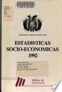 Estadísticas económicas