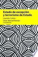 Estado de excepción y terrorismo de Estado