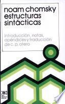 Estructuras sintácticas