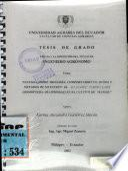 Estudio sobre Biologia Comportamiento, Danos y Metodos de Muestreo de Aulacaspis Tubercularis (Homoptera