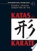 Estudio técnico comparado de los katas de kárate