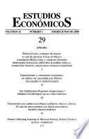 Estudios económicos