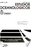 Estudios Oceanológicos