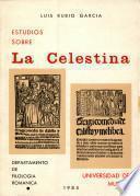 Estudios sobre La Celestina
