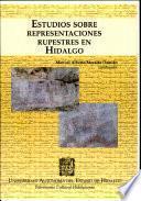 Estudios sobre representaciones rupestres en Hidalgo