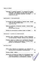 Estudios sociales centroamericanos