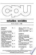 Estudios sociales