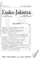 Eusko-Jakintza