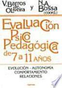 Evaluación psicopedagógica de 7 a 11 años