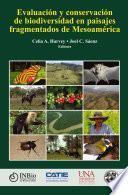 Evaluación y conservación de biodiversidad en paisajes fragmentados de Mesoamérica