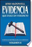 Evidencia Que Exige Un Veredicto/ Proof That Demands a Verdict