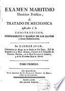 Examen maritimo theórico práctico