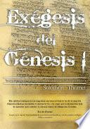 Exégesis del Génesis I