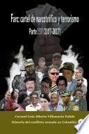 Farc: Cartel de narcotráfico y terrorismo. Parte III (2007-2017)