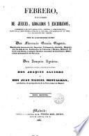 Febrero, ó, Librería de jueces, abogados y escribanos, 7