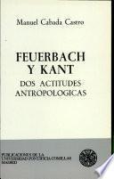 Feuerbach y Kant