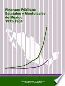 Finanzas públicas estatales y municipales de México 1984