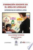 Formacion docente en el area de lenguaje