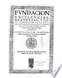 Fundación, Excelencias, Grandezas, y cosas memorables de la antiquissima Ciudad de Huesca