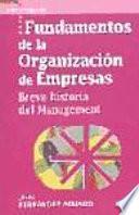Fundamentos de la organización de empresas