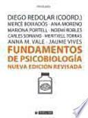 Fundamentos de psicobiología : nueva edición revisada