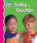 Gaby y GastÑn