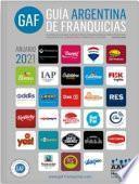 GAF   Guía Argentina de Franquicias Versión Digital - Anuario 2021