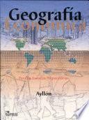 Geografia economica/ Economic Geography