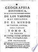 Geographia historica