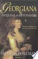 Georgiana, duquesa de Devonshire